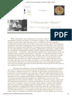 Instituto René Guénon de Estudos Tradicionais, Tradição, Tradition