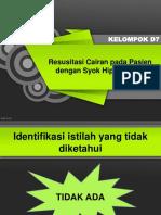 299324343 PPT Pleno Blok 29 Syok Hipovolemik D7