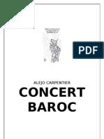 Alejo Carpentier - Concert Baroc (corectat)