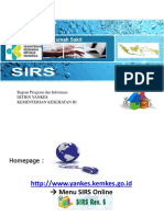 2.1. Teknis Import Data SIRS Online 06032018