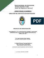 Protocolo de Investigacion Cuantitativa
