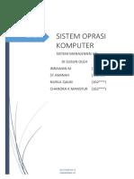 Kelompok 6 Sistem manajemen i/o