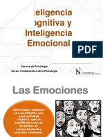 Sesion 11 Inteligencia Cognitiva vs Emocional