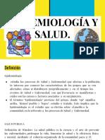 Epidemiología y Salud