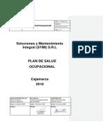 SYMI.ssomA.pl.09 Plan Salud Ocupacional