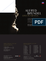 Alfred Brendel - Live in Vienna (2018)