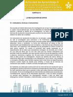 Capítulo 9- La Recoleccion de Datos