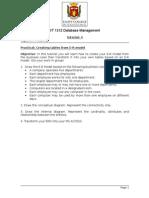 Database Management(Tutorial 4)