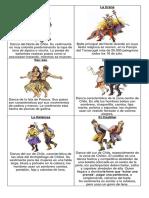 Bailes Tradicionales y Sus Vestimentas