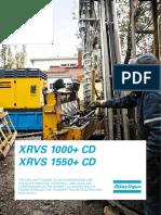 XRVS 1000 1550 Plus CD Leaflet USA