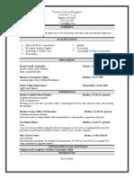 munguia yanett resume
