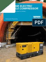 Electric Portable Compressor XATS900