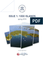 Houseboat Explorer Magazine Issue 1 1000 Islands
