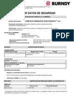 Penetrox a-13 Espanol Ghs