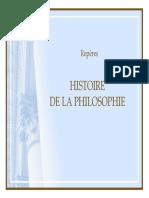 Philosophie Reperes Histoire