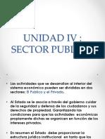 Sector Publico y Monetario Financieroa