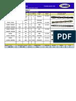 Catalogo Renault-Indeco Eixo Comando de Valvula