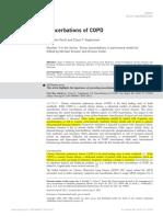 Exacerbacion de EPOC