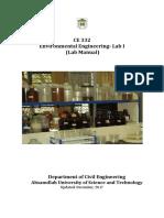 Ce_332 Ee Lab Manual