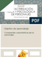 CARACTERIZACIÓN FÍSICA Y PSICOLÓGICA DE PERSONAJES.pptx