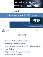 Ch01-Physical Layer and Media