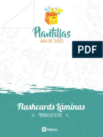FlashCards Prendas de Vestir Español Aula360 (1)