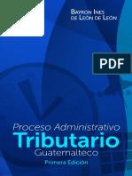 Proceso Administrativo Tributario Guatemalteco DIGITAL PROTEGIDO