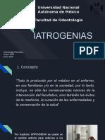 IATROGENIAS