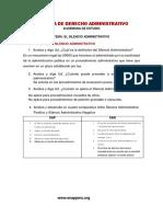 Diploma de Derecho Administrativo