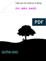 Đi_p Khúc Màu Xanh - QU_NH DAO