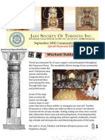 JSOT INC September 2010 Community Newsletter