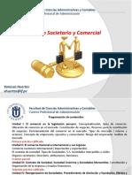 Derecho Societario y Comercial - Clase 1