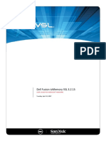 Dell IoMemory VSL 3.2.15 User Guide