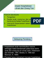 (06)Dampak Hospitalisasi