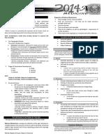 2. Psychiatry_Defense Mechanism 2014A