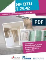 Guide Dtu2541et2542