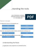 Understanding the Rocks - Brandan