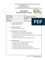 JS 17.03 Konsep Pemetaan Geologi