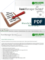 Fund Manager Survey January 2010