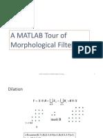 2017 0035 Matlab Morphological Filtering