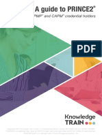 PRINCE2 Guide For PMP And CAPM Credential Holders