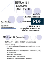 Eemua 191 - Cams for His