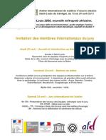 SaintLouis Programme JURY