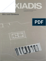 Constantinos a. Doxiadis - Architectural Space in Ancient Greece (1972, The MIT Press)