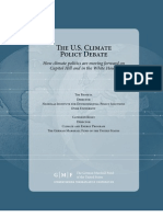 The U.S. Climate Policy Debate