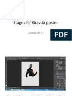 stages for gravito poster
