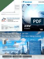 Catalogues Daikin VRV A (2018)