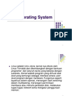 Modul 16-17 Operating System