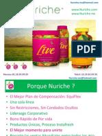 Nuriche Presentacion en Español