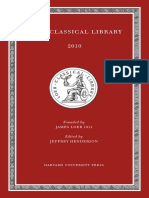 Loeb Classical Library 2010.pdf